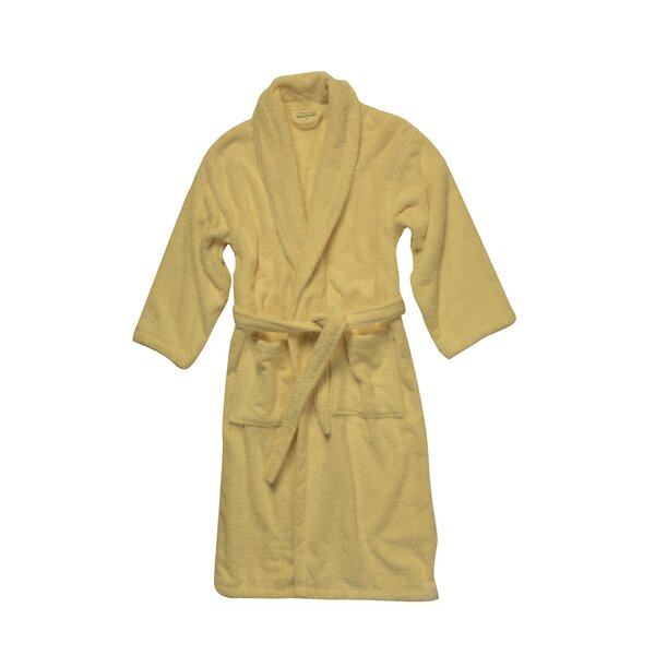 Salbakos Luxury 550 GSM Hotel and Spa 100% Cotton Bathrobe by Makroteks Textile L.L.C.